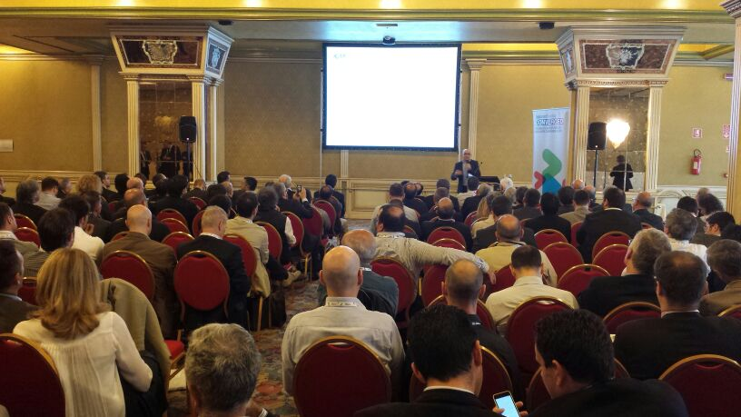 Datacenter Dynamics Conference - Milan 29-5-2014